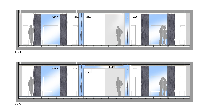 the best attitude 6bb1b 606dd Area-17 Architecture & Interiors · Jacob Cohen Showroom ...