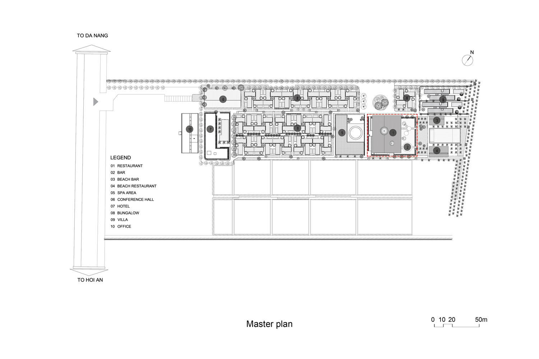 Vo Trong Nghia Architects Hiroyuki Oki Hay Hay Restaurant And Bar Divisare