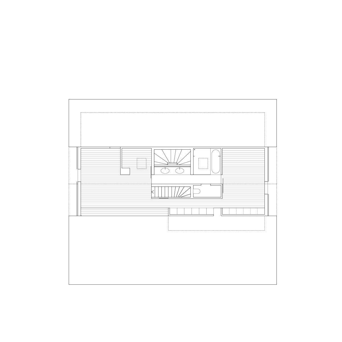 Rapin Saiz Architectes Maison De Village Divisare
