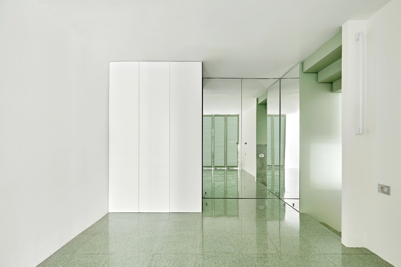 Arquitectura-G, José Hevia · Refurbishment of a flat on the Casanova