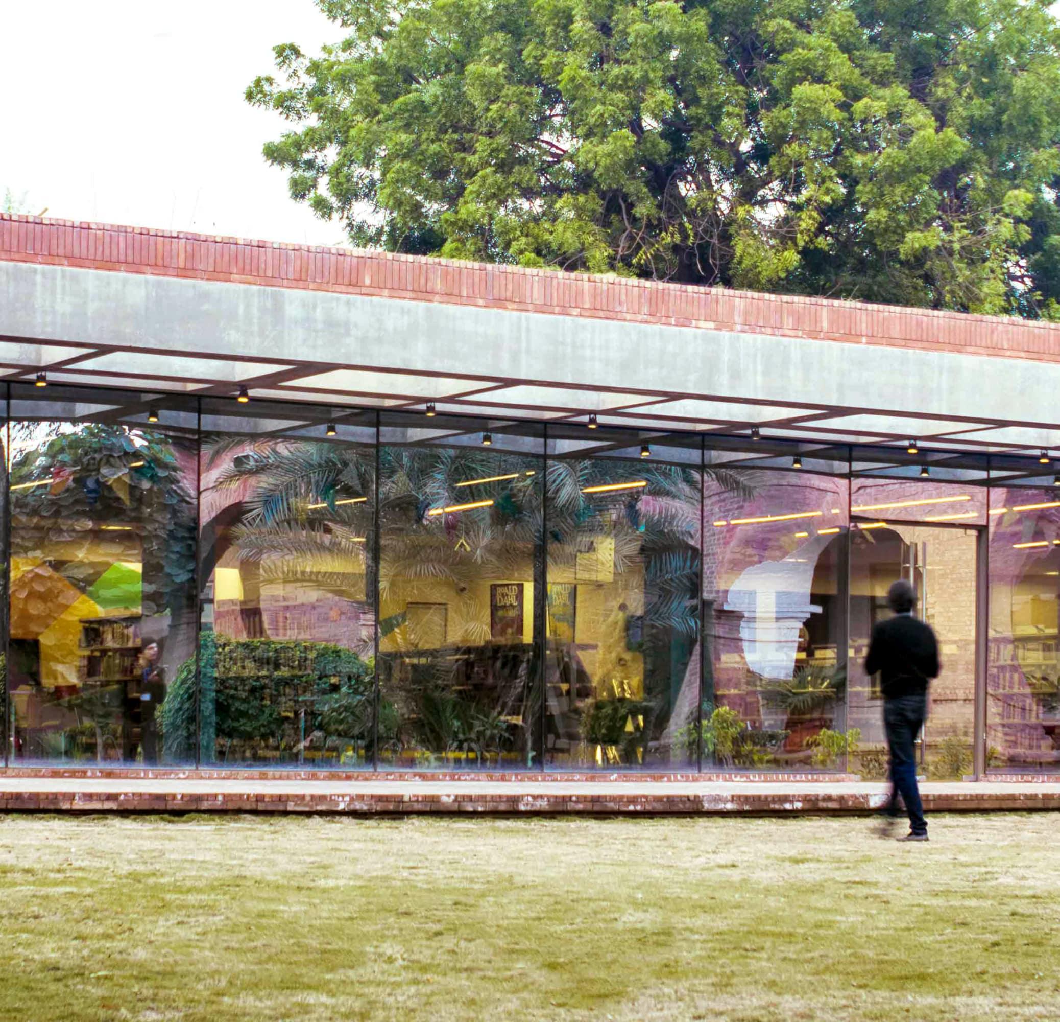 Raza Ali Dada · British Council Library · Divisare