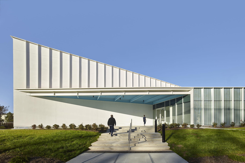 6aec858561b Ikon.5 Architects · Training Recreation Education Center (TREC) - Newark  Housing Authority
