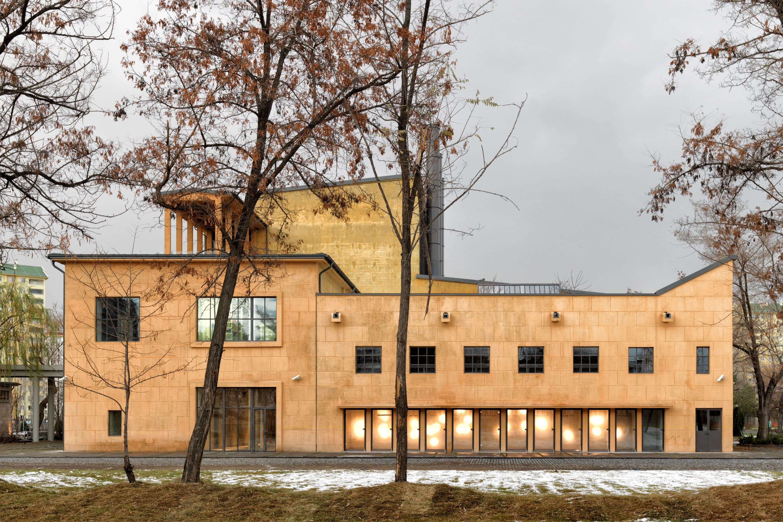 Eaa Emre Arolat Architecture Cemal Emden Hadiye Cangokce Abdullah Gul Presidential Museum And Library Divisare