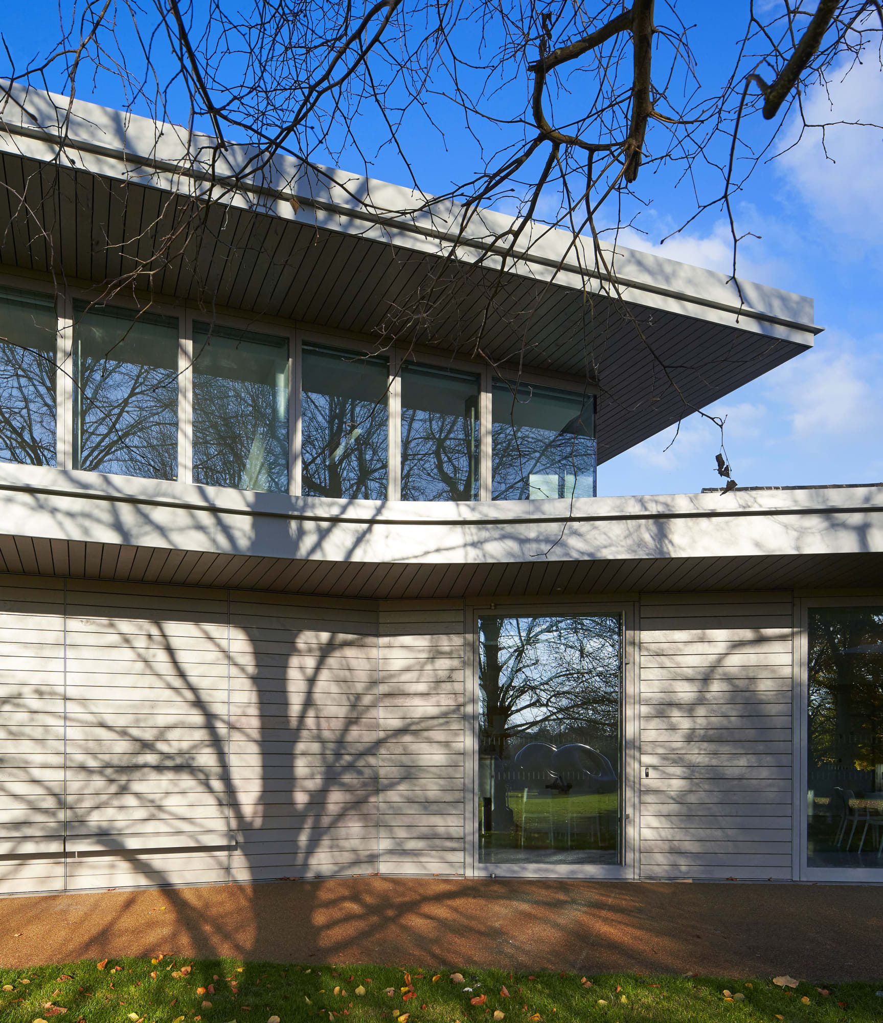 Hugh Broughton Architects Hufton Crow Henry Moore