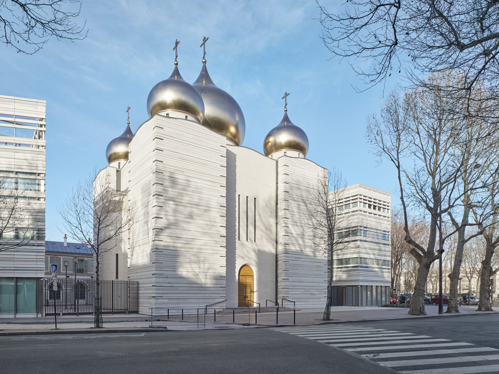 Wilmotte & Associés S a , Fabrice Fouillet · The Russian
