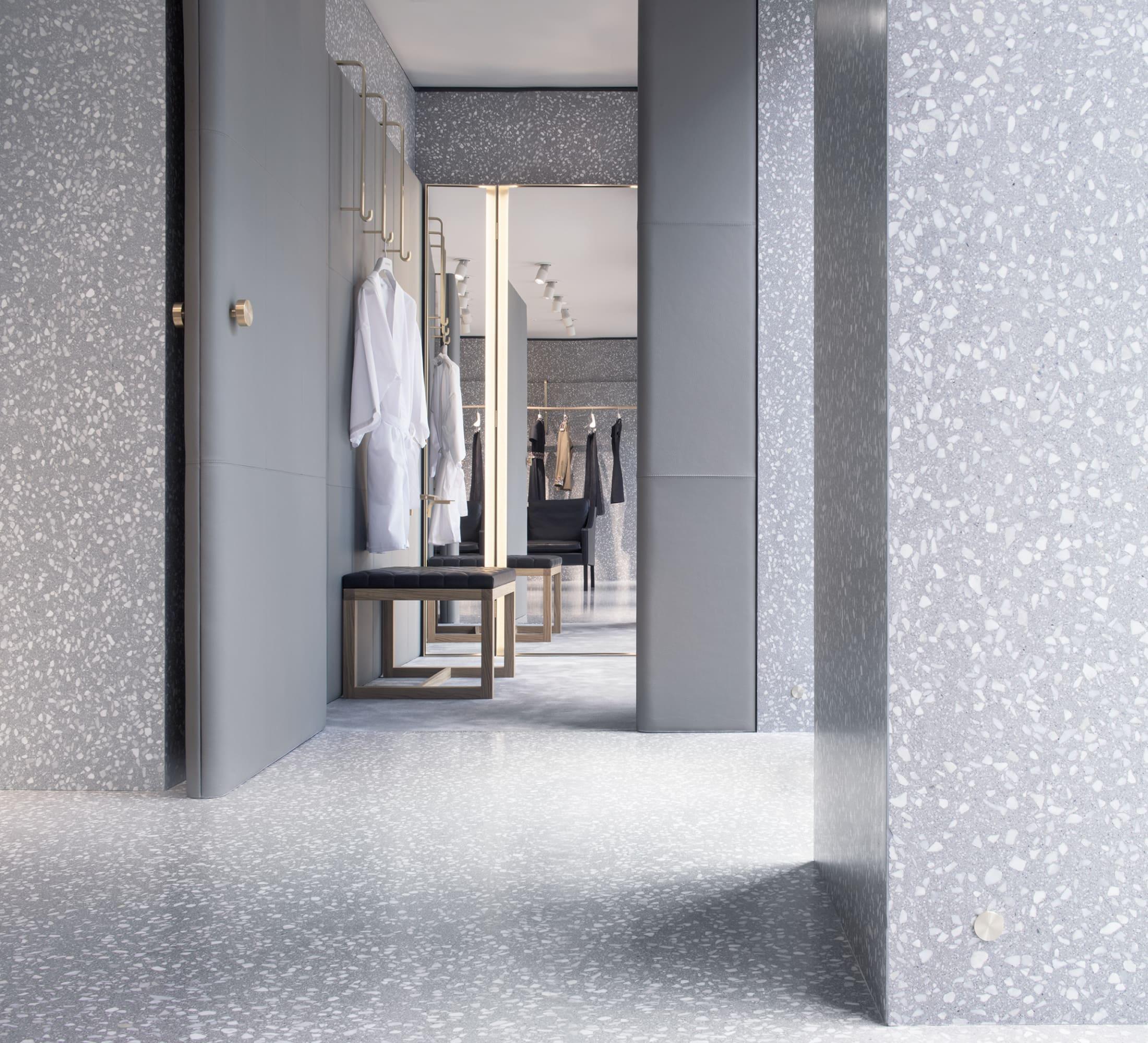 David Chipperfield Architects Santi Caleca Valentino