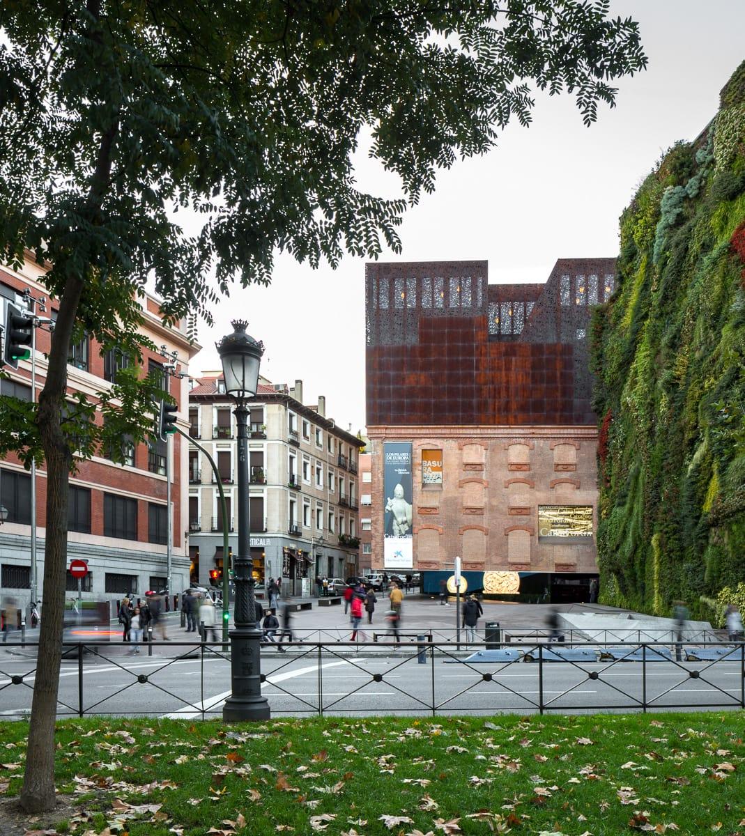 Herzog De Meuron Simon Garcia Arqfoto Caixa Forum Madrid Divisare