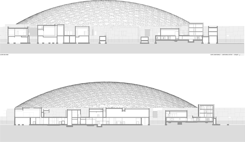 Jean Nouvel, Roland Halbe, Marc Domage · Louvre Abu Dhabi