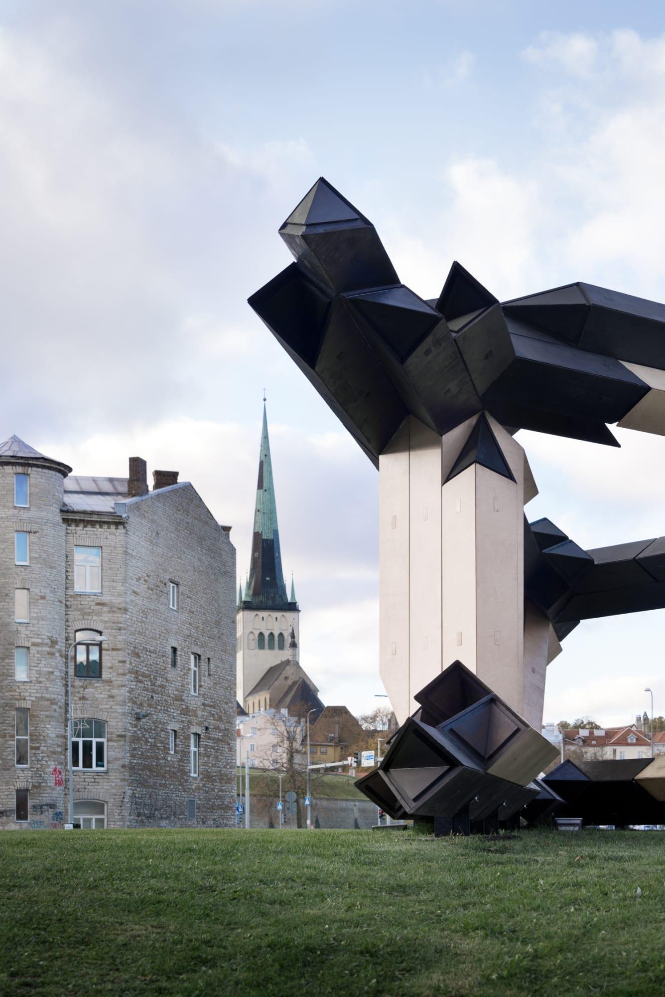 Gilles Retsin Architecture, NAARO · Tallinn Architecture