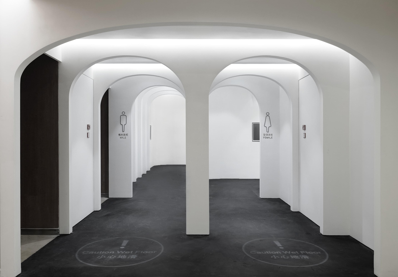 Ida Billy Architects Taikoo Hui Premium Washroom Divisare