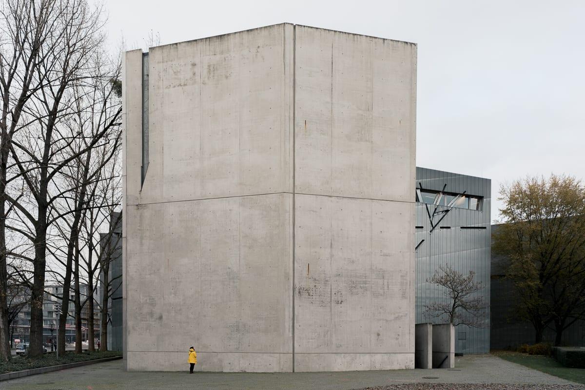 Daniel Libeskind Fabio Semeraro Jewish Museum Berlin Divisare