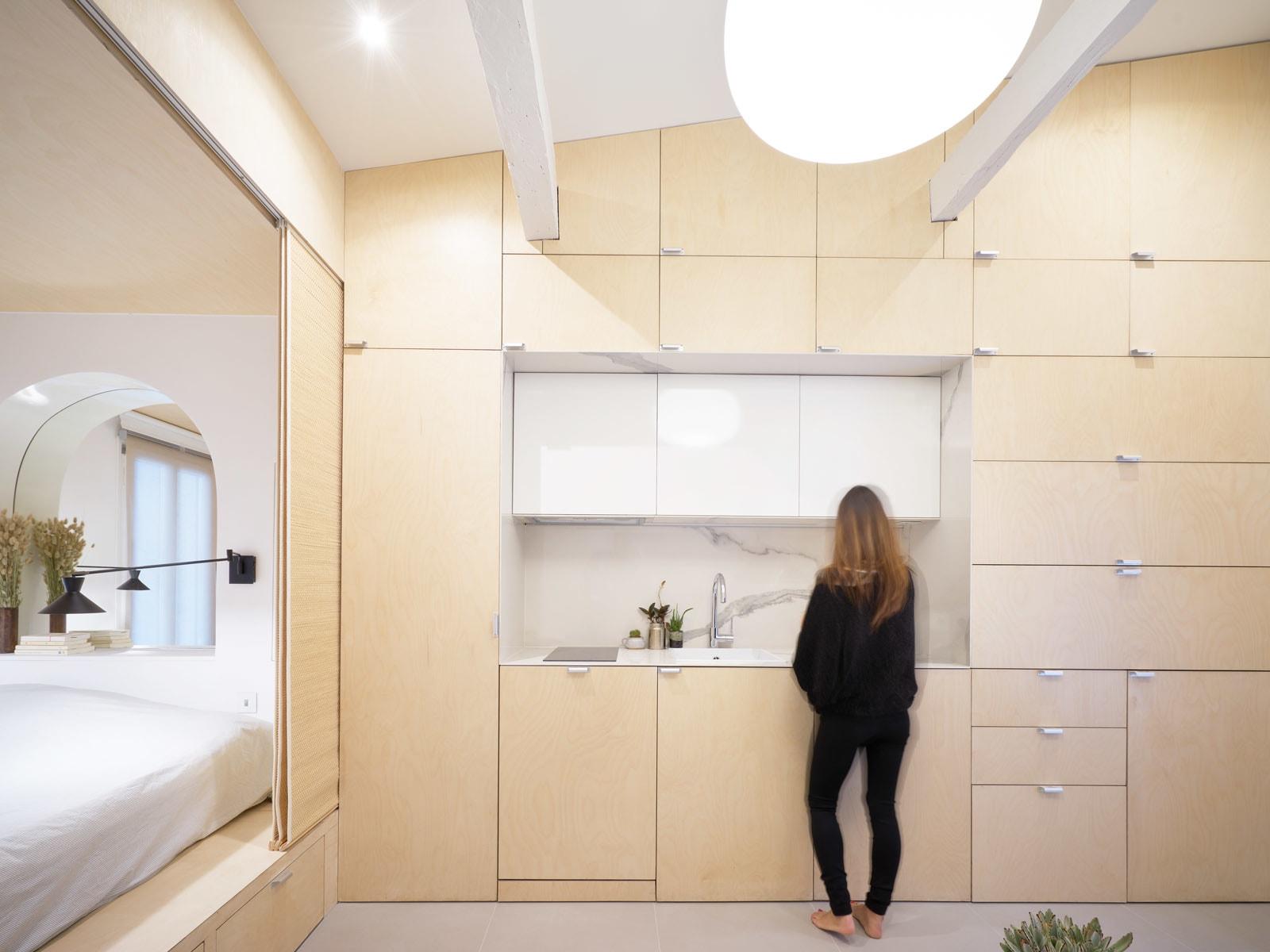 Nathalie Eldan Architecture David Foessel Urban Cocoon Divisare