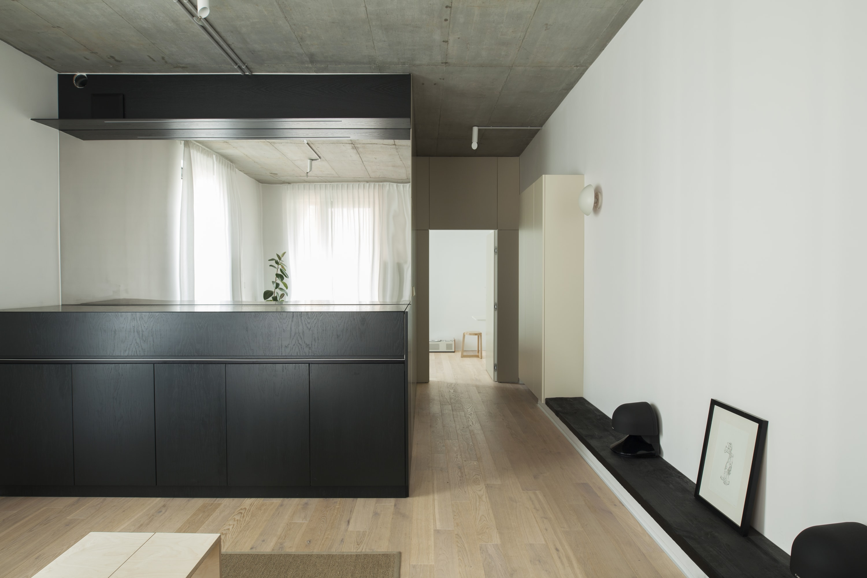 Idee Renovation Salon thisispaper studio · a-place | apartment for rent in warsaw