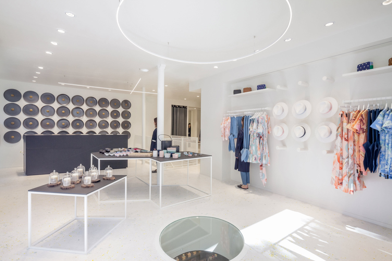 "SAME Architectes · Korean concept store ""Besides Kimchi"" in Paris"