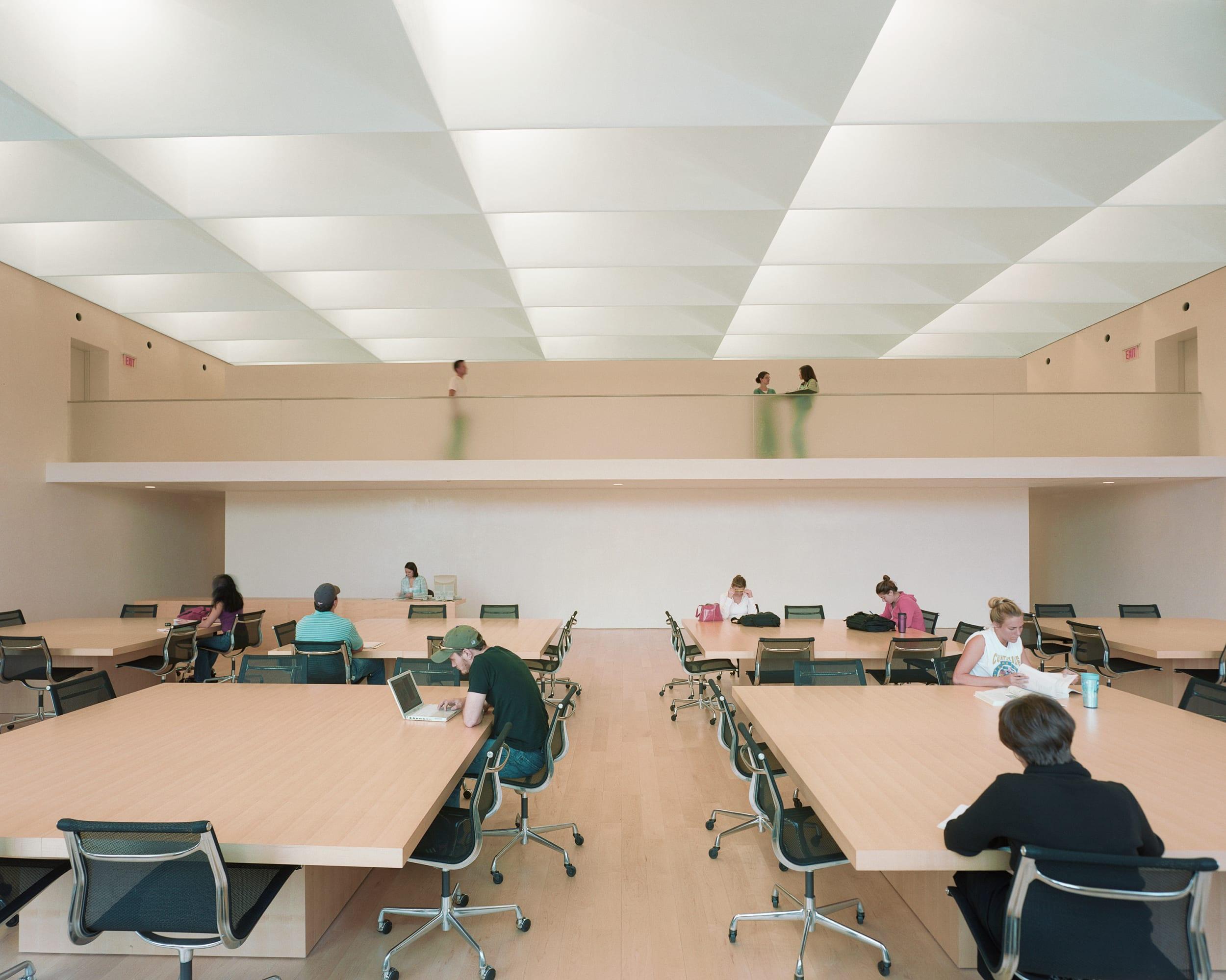 Trahan Architects Timothy Hursley Louisiana State University Academic Center Divisare