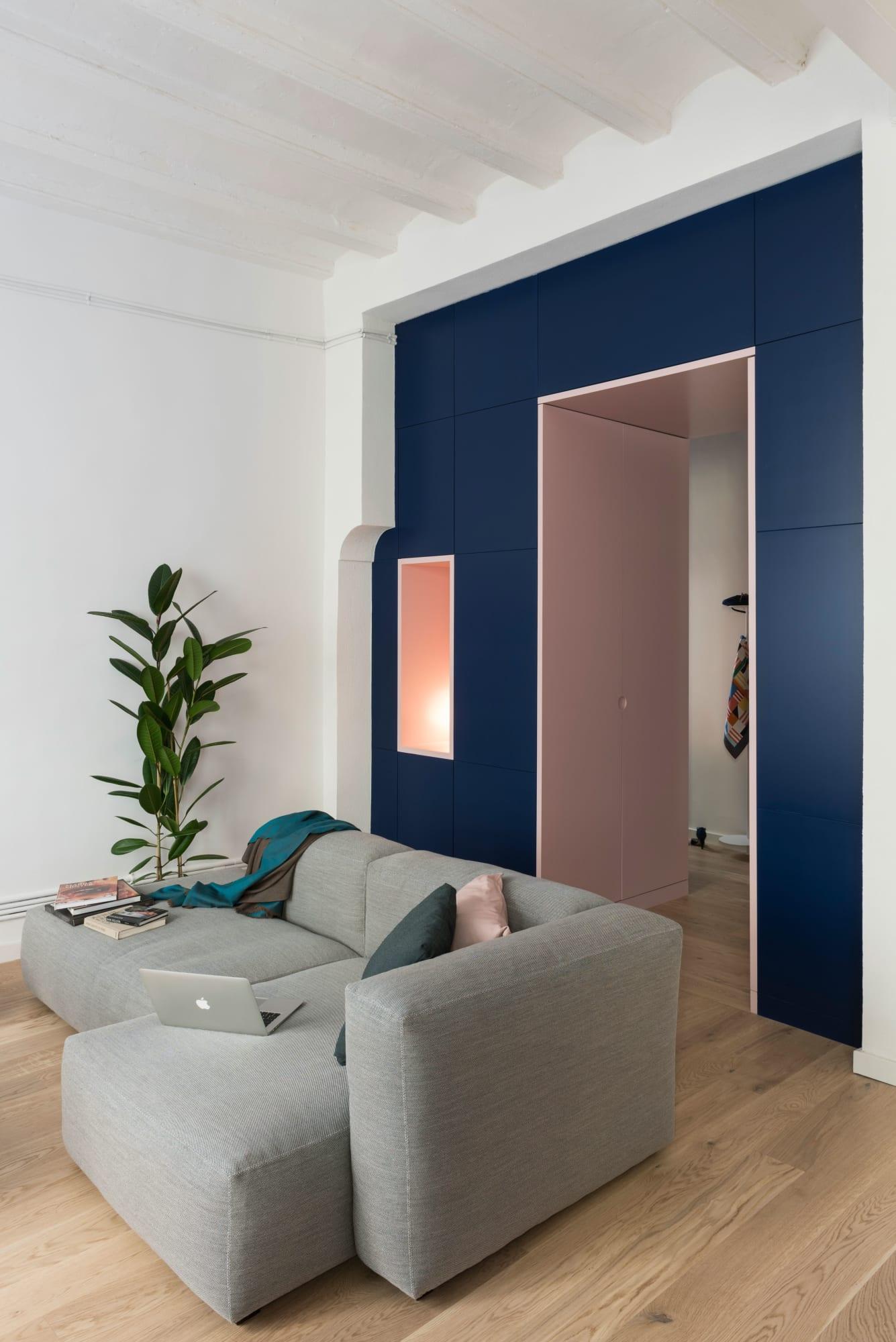 CaSA Colombo and Serboli Architecture, Roberto Ruiz · Apartment in