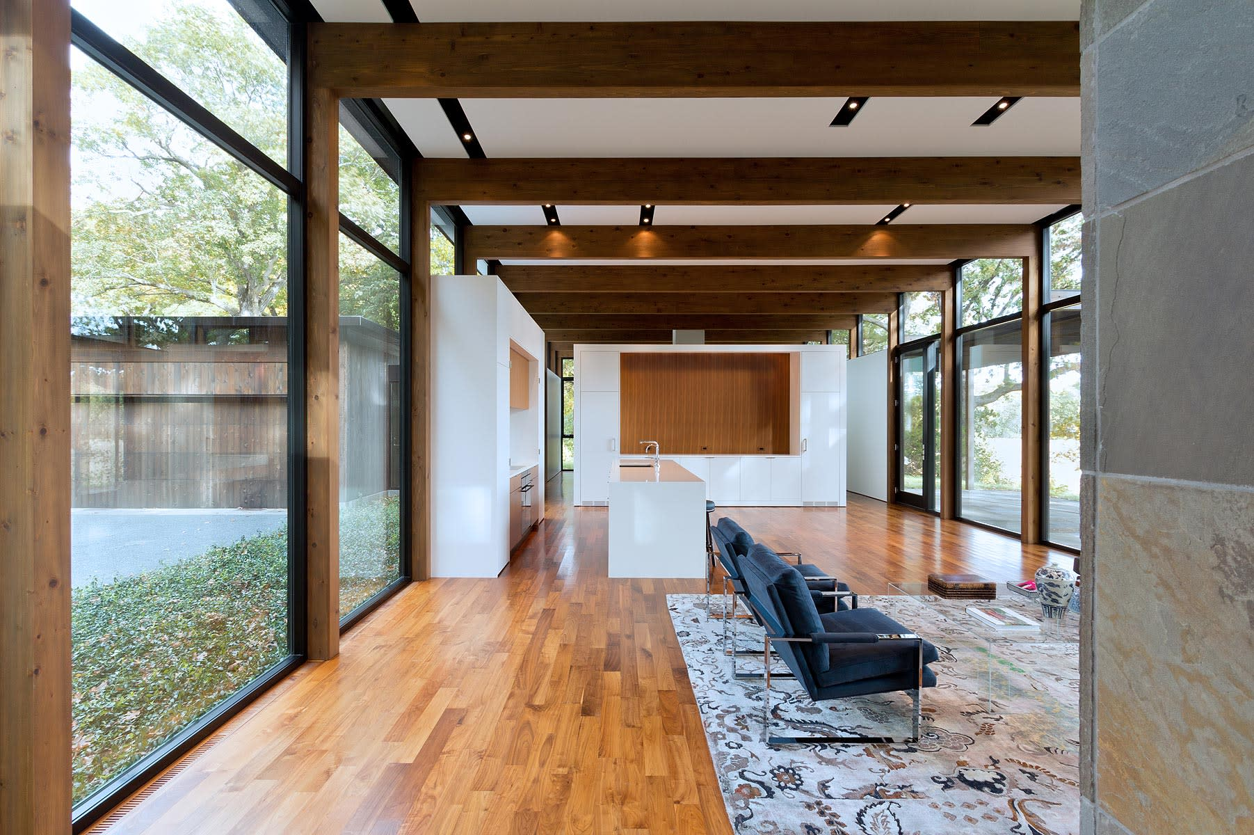 ALTUS Architecture + Design, Paul Crosby · Woodland House