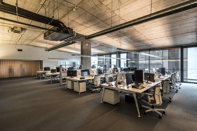 Interior Design Studio Amsterdam murmuro, pedro nuno pacheco · gen design studio office