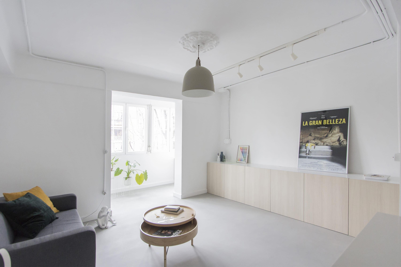estudio AMÁSL, Carlos Antón · 014 CASA PEX - Apartment