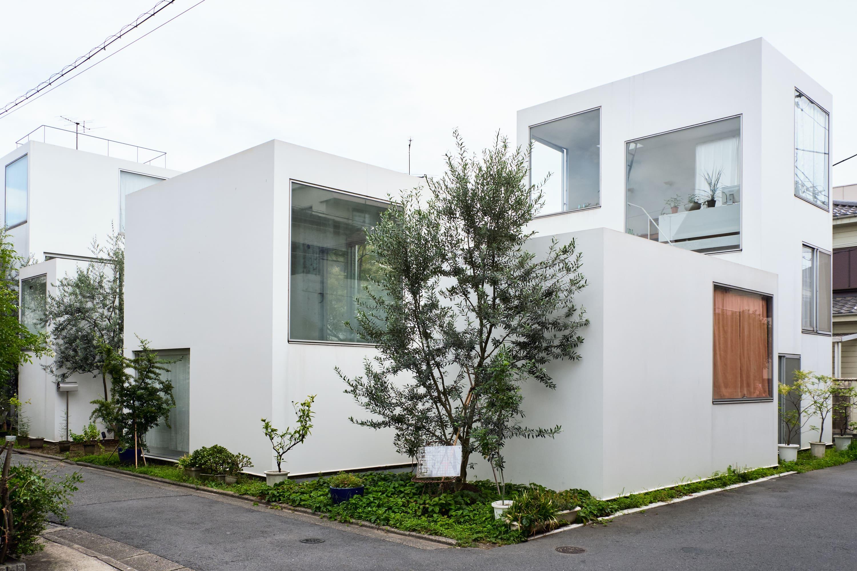Picture of: Sanaa Kazuyo Sejima Ryue Nishizawa August Fischer Moriyama House Divisare