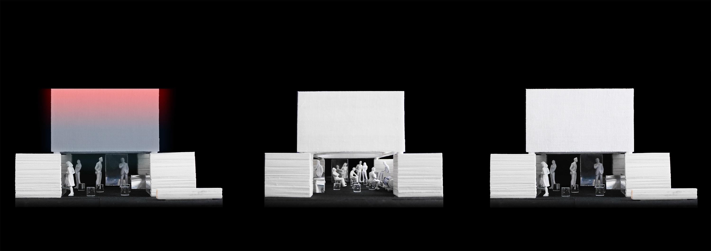 Mostra Design Milano 2018 bianchivenetoarchitetti · stand per mce 2018 - mostra