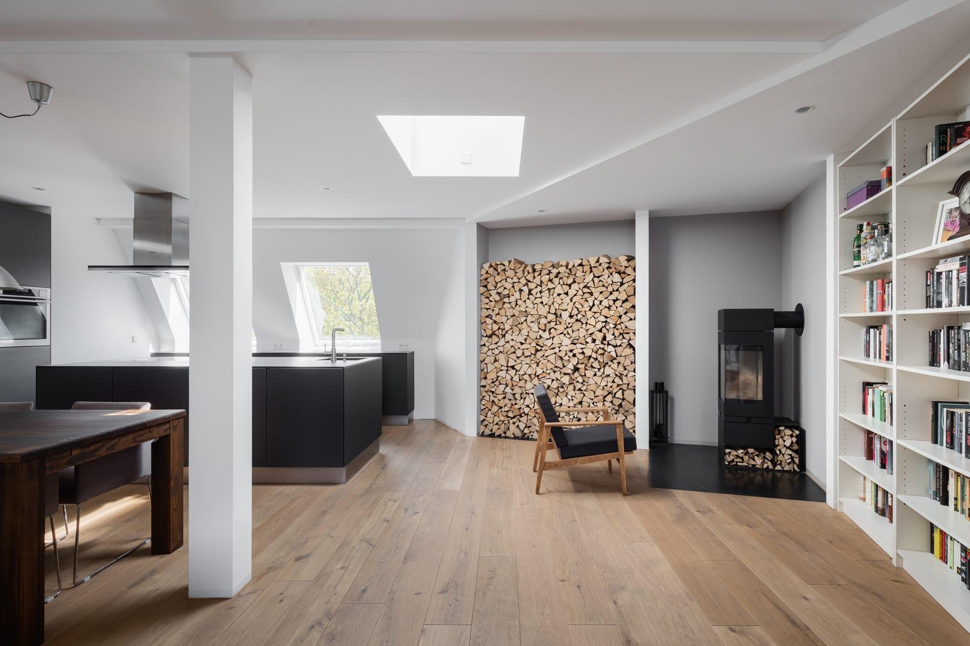 Enjoyable Robert Beyer Architekten Klemens Renner Apartment R Beutiful Home Inspiration Cosmmahrainfo