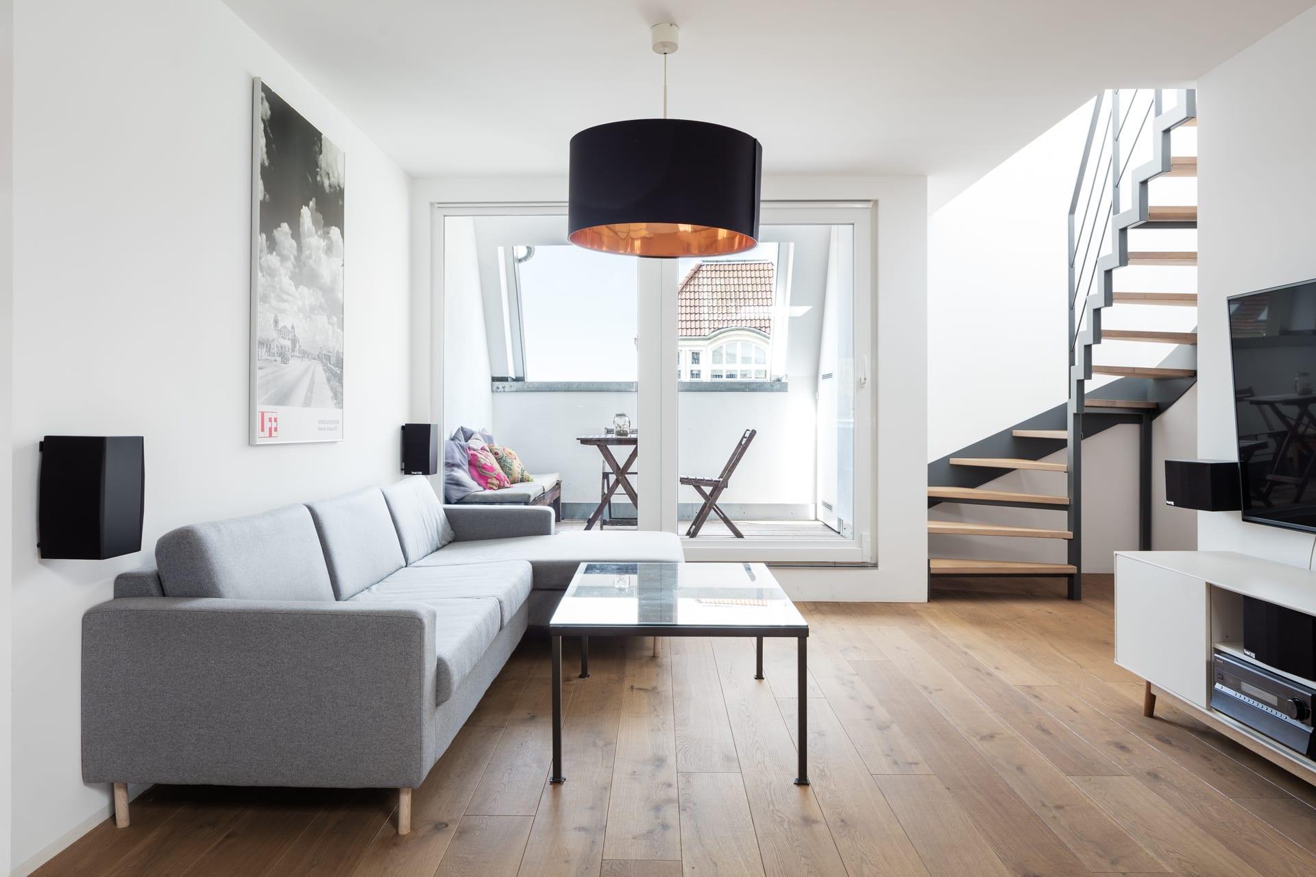 Fantastic Robert Beyer Architekten Klemens Renner Apartment R Beutiful Home Inspiration Cosmmahrainfo