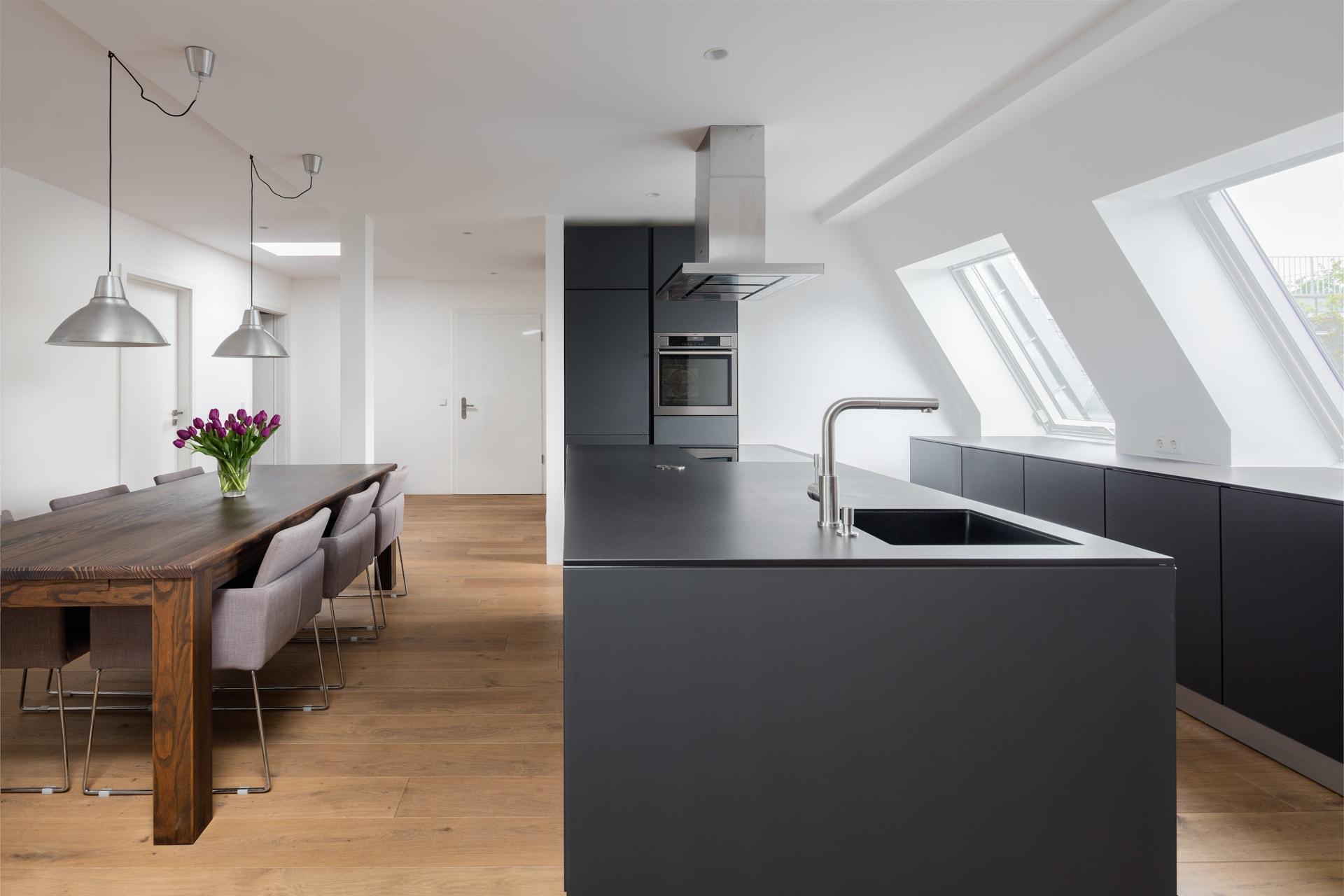 Amazing Robert Beyer Architekten Klemens Renner Apartment R Beutiful Home Inspiration Cosmmahrainfo