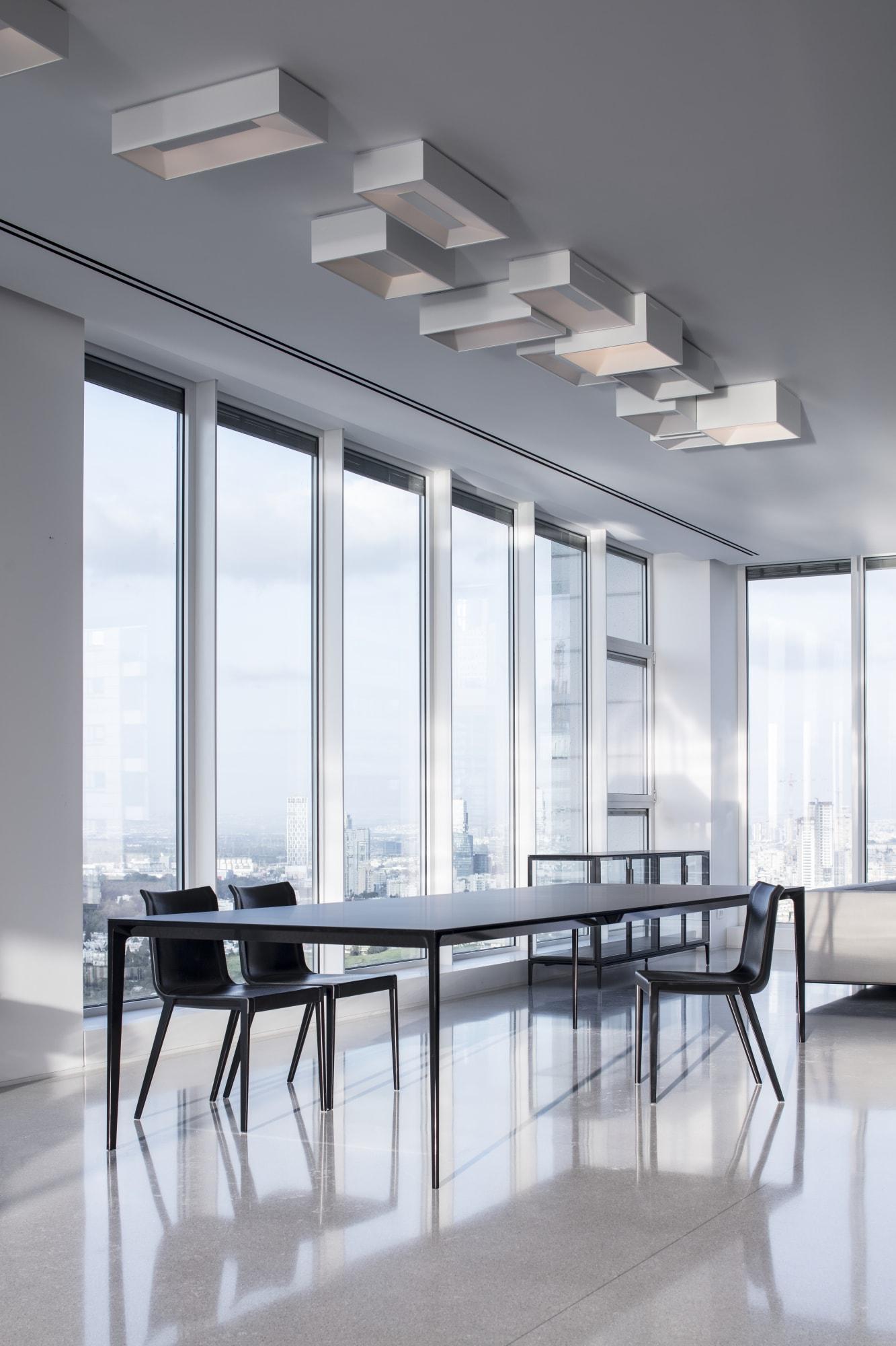 Pitsou Kedem Architect Ro Penthouse Divisare