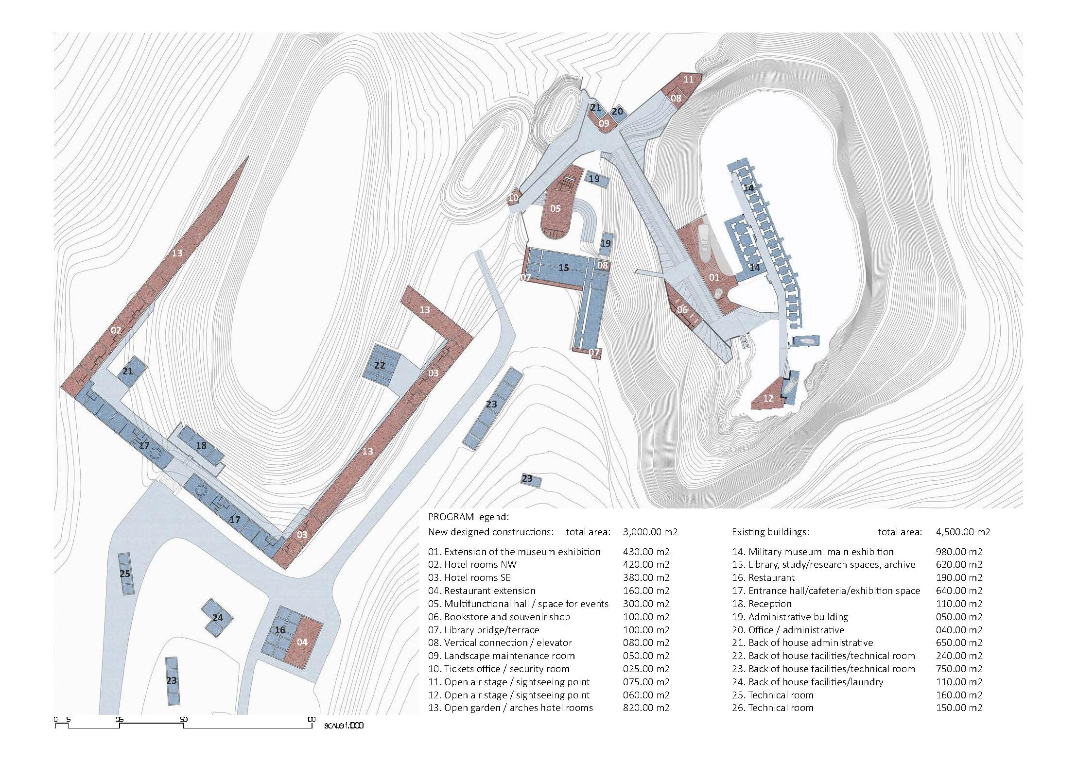 studio 8 1/2 · Military Museum Concept Competition · Divisare