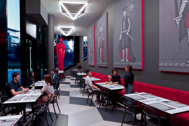 Studio Fabio Novembre Jacopo Spilimbergo Briscola Pizza