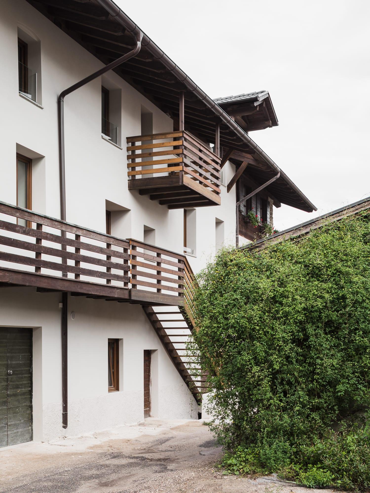 campomarzio, Davide Perbellini · House PB · Divisare