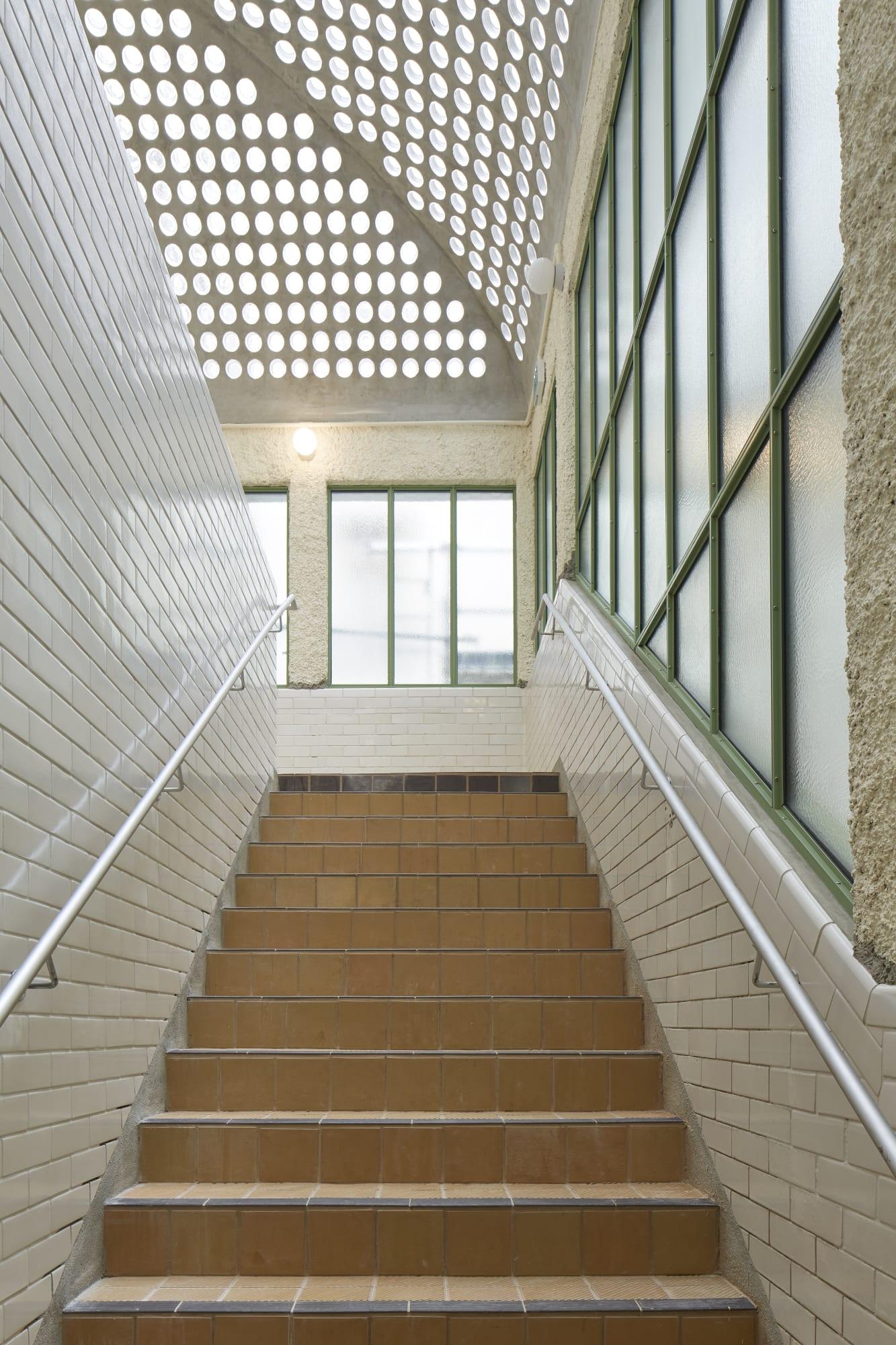 Foto Di Piscine Private chatillon architectes, henri sauvage, antoine mercusot