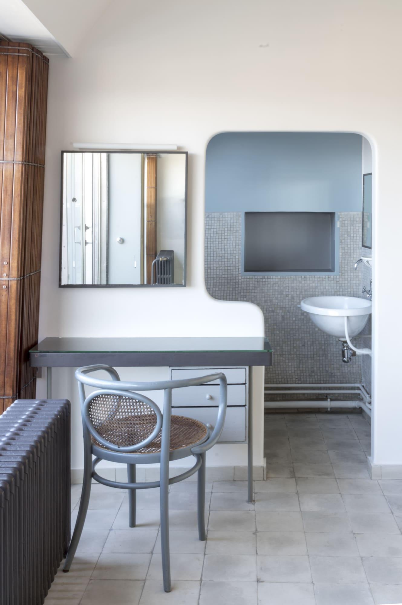 Le Corbusier Giovanni Amato Le Corbusier S Studio Apartment Divisare