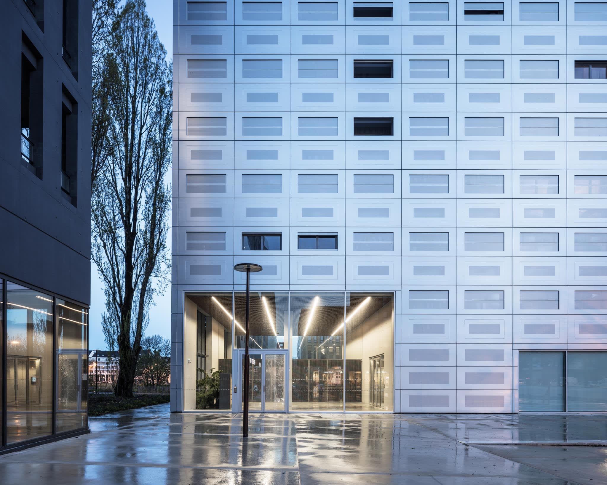 Atelier De La Cuisine Nantes lan architecture, fabrice fouillet, julien lanoo, cyrille