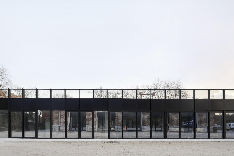 Label Architecture Maxime Delvaux Transformation Of La
