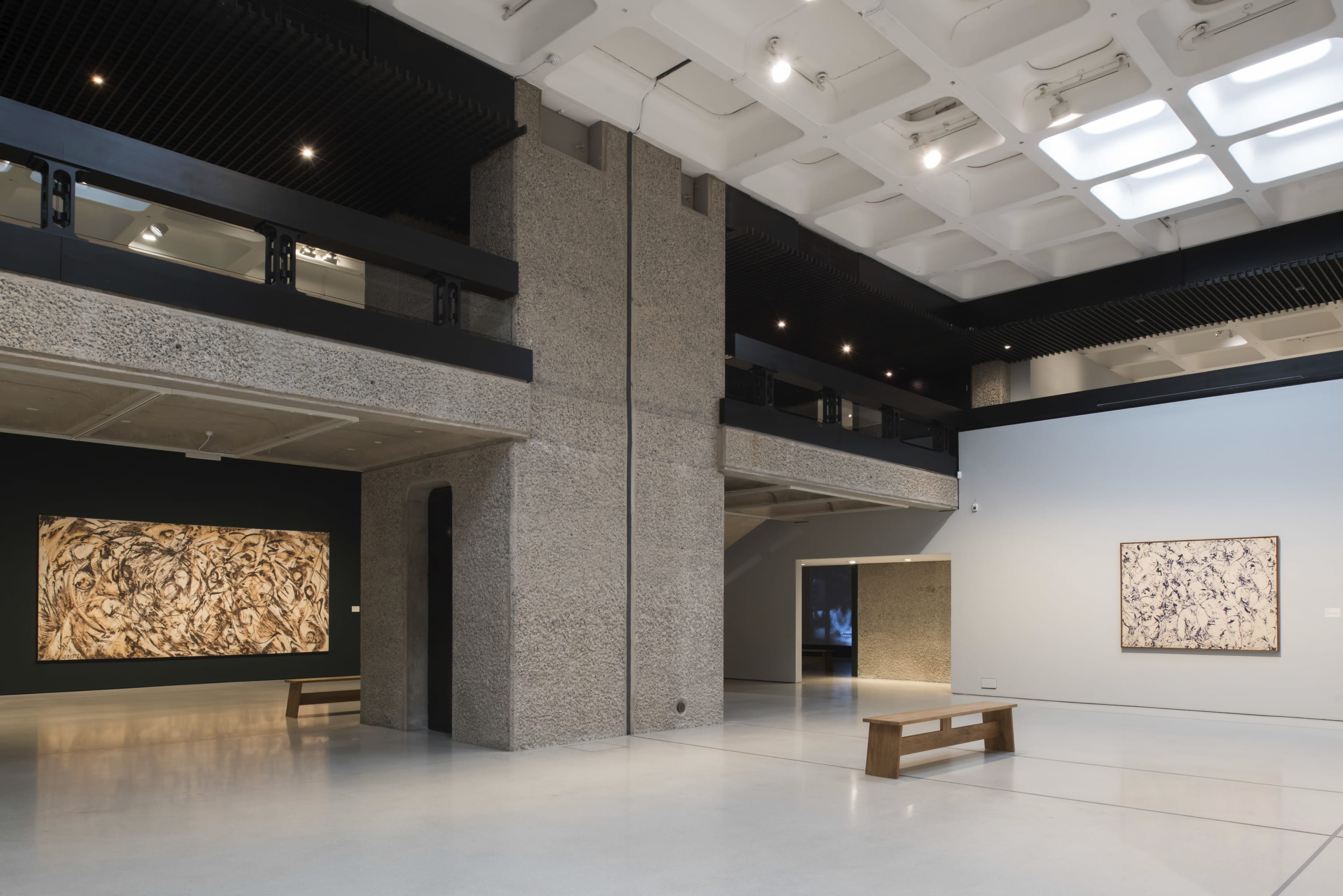 David Chipperfield Architects, Max Coulson · Lee Krasner