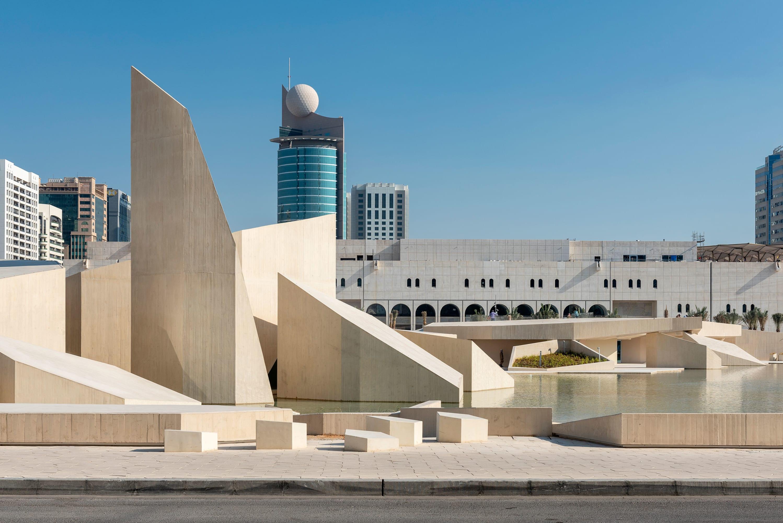 Cebra Mikkel Frost Cebra Qasr Al Hosn Al Musallah Prayer Hall Divisare