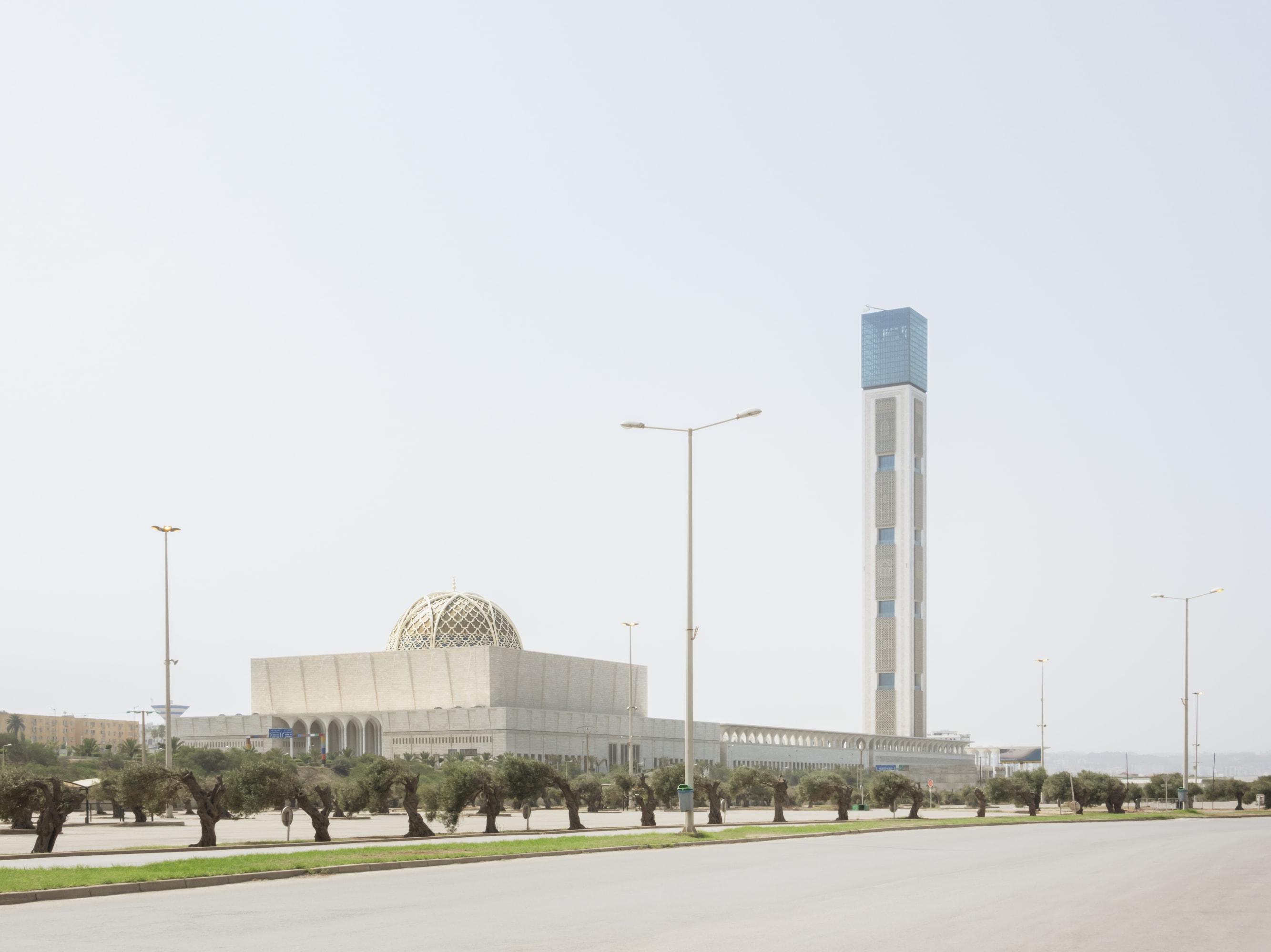Ksp Engel Schnepp Renou Grand Mosque Algiers Divisare