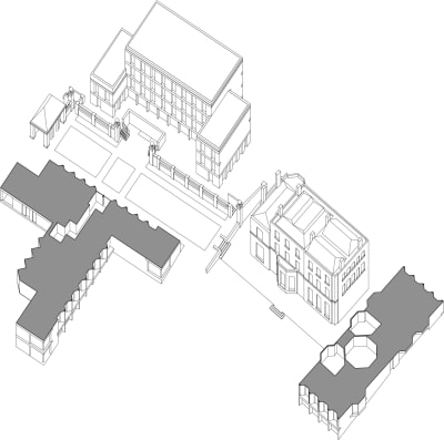 Isometric  Oblique Drawing · A collection curated by Divisare