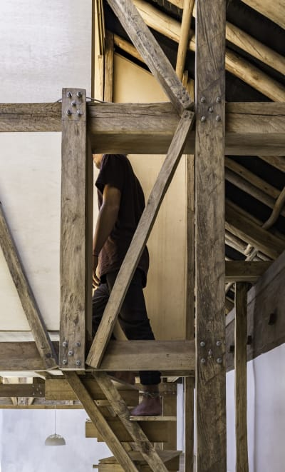 Wooden Structures · A collection curated by Divisare
