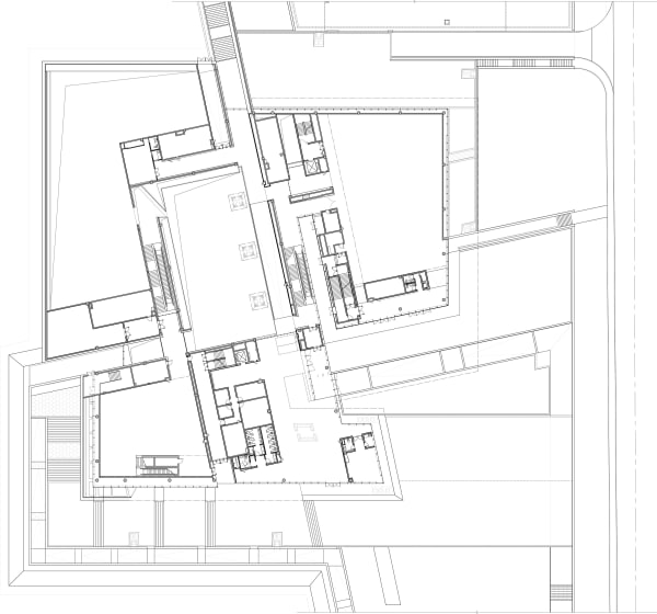 Plans of Museums · A collection curated by Divisare