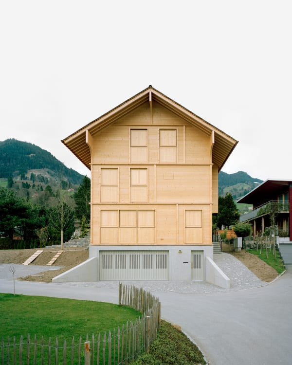 Sloping Roofs · A collection curated by Divisare