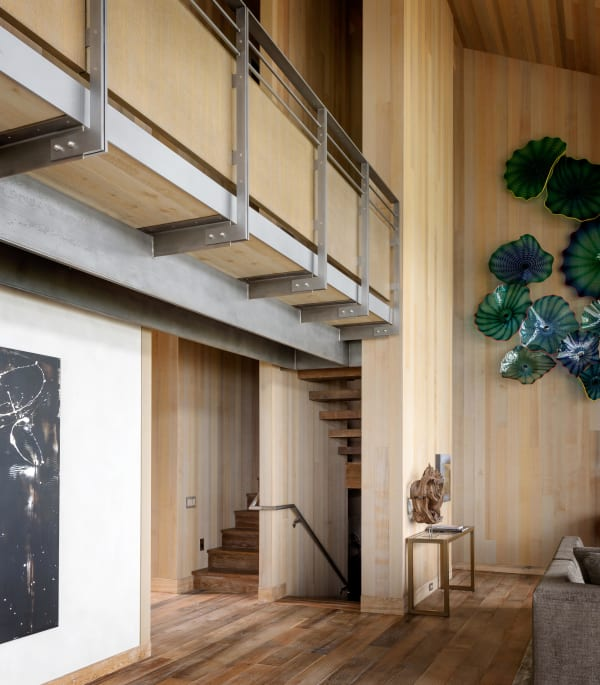 North-American Interiors · A collection curated by Divisare