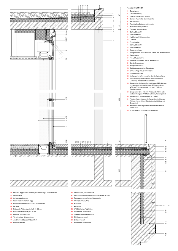 Details of Facades · A collection curated by Divisare