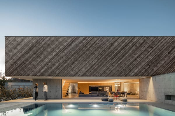 Villas · A collection curated by Divisare