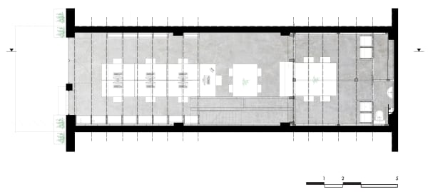 Plans Of Offices A Collection Curated By Divisare