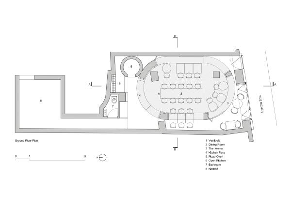 Plans Of Bars And Restaurants Un Album Di Divisare