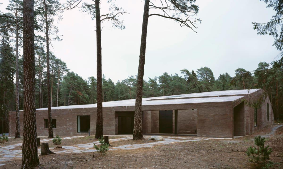 Johan Celsing Arkitektkontor · Divisare