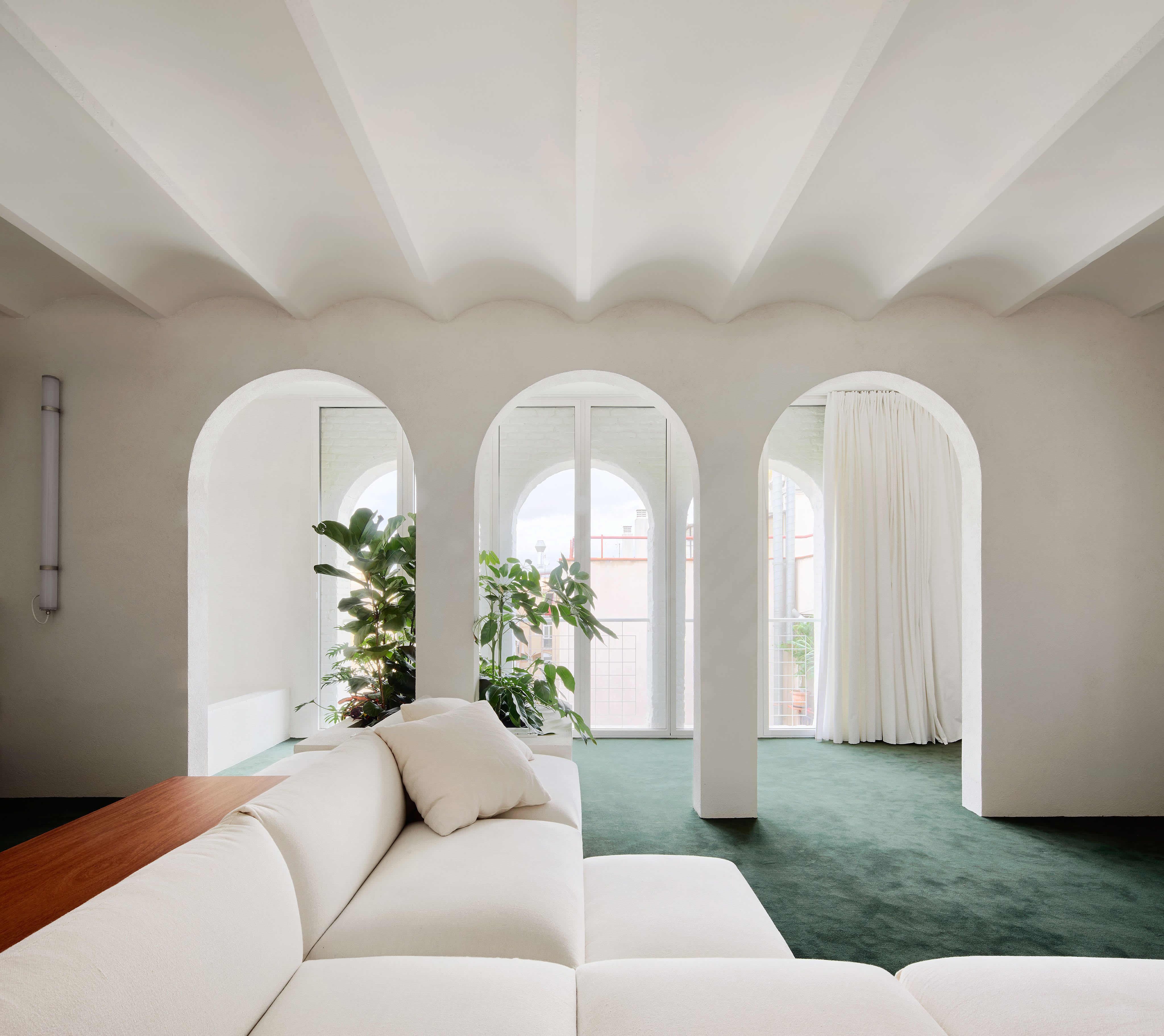 Barcelona Apartments San Jose: Living Rooms · A Collection Curated By Divisare